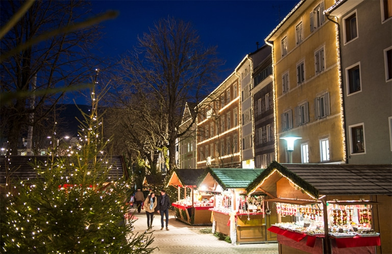 Advent Stadt Bruneck ©Alex Filz