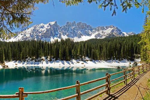 Die schönsten Seen Südtirols
