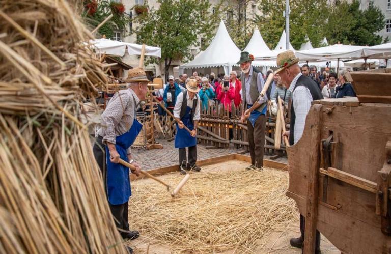Brot & Strudelmarkt in Brixen © Tv- Brixen