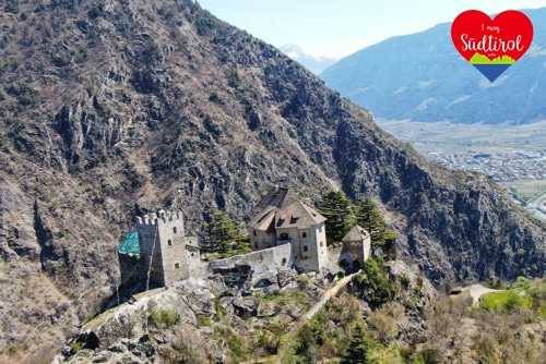 Read more about the article Frühlingswandern im Vinschgau
