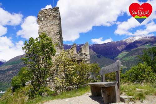 Read more about the article Herbstwandern in Südtirol – Vinschgau