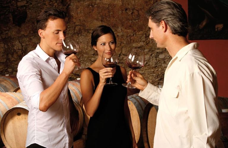Verkostung Südtiroler Weine